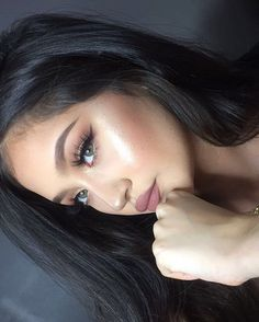 Makeuphall: The Internet`s best makeup, fashion and beauty pics are here. Makeup Goals, Makeup Inspo, Makeup Art, Makeup Tips, Beauty Makeup, Hair Beauty, Makeup Ideas, Makeup On Fleek, Cute Makeup