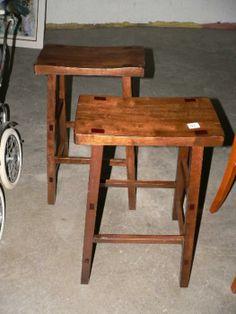 Wooden Bar Stools Atakc.com