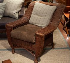 1000 images about wicker chairs on pinterest wicker for Ralph lauren outdoor furniture