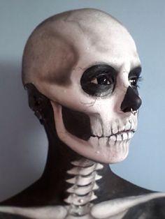 Mask (halloween face paint)