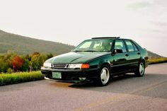Photo Courtesy: Mark J. McCourt Saab 9000 Aero