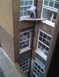 Safety at work in the UK...ummmm maybe not!