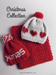 Christmas Collection - Bruum Knits