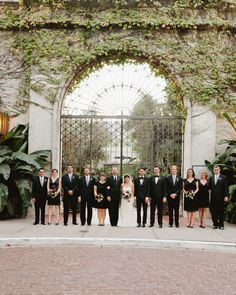 Natalie and Jeffrey | LA River and Gardens | In The Now Weddings + Events | Erin Hearts Court Photography