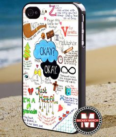 The fault in our stars 2  iPhone 4/4s/5 Case  by MickeyMerchandise, $15.00