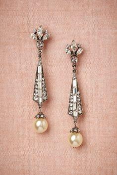 Pretty Teardrop Earrings