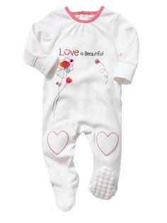 Baby Girl Sleepsuit, Baby 0-36 months   Vertbaudet