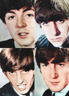 The Beatles marry me❤️