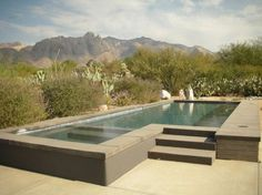 Contemporary garden patio living home decor gardens plants flowers diy outdoor house modern inspiration pool fountain design designs