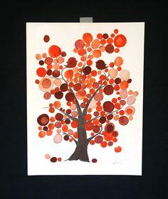 Tree painting...  BEAUTIFUL!