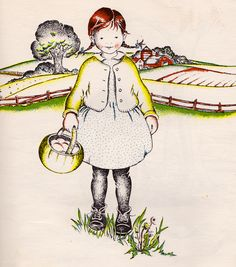 my vintage book collection (in blog form).: In the shop... various picture books