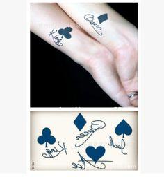 re di cuori tattoo - Cerca con Google