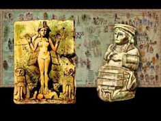 """Great Mother goddesses are the most primitive manifestations of archetypal feminine symbolism; they present matriarchal symbolism in an undifferentiated form, before the split into elementary and … Feminine Symbols, Sacred Feminine, Divine Feminine, Ancient Goddesses, Gods And Goddesses, The Power Of Myth, Epic Of Gilgamesh, Mother Goddess, Historical Women"