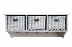 Vi tilbyr hyller og produktet Hubert Vegghylle 3 Kurver for 1 395 kr. Vi har også andre møbler og hjemmeinnredning samt utemøbler for rask leveranse!