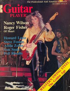 #nancywilson #heart #heartmusic