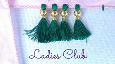 How to Make Saree Kuchu/Tassels using Beads Design - 5 I Detailed Tutorial..!!