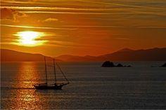 Turgutreis Sunset, Turkey