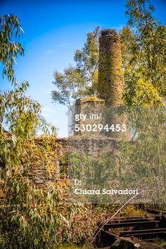 The abandoned #SaoDomingosMine - #Alentejo, #Portugal.    #stock #photography #print #travel #urbex  