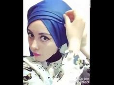 لفات طرح وطرح سواريه - لفات حجاب 2017♥ 2018 - سهلة جميلة وانيقة 5 - YouTube Turban Tutorial, Hijab Style Tutorial, Turban Hijab, Hijab Dress, Casual Hijab Outfit, Hijab Chic, Womens Fashion Online, Latest Fashion For Women, Moda Hijab
