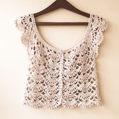 laexisCrochet's Projects Crochet lace summer cardigan picot fan stitch Learn the fact (generic term) Cardigan Au Crochet, Gilet Crochet, Black Crochet Dress, Crochet Gloves, Crochet Stitches, Lace Cardigan, Lace Vest, Cardigan Sweaters, Crochet Dresses