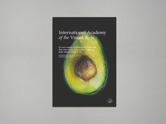International Academy of the Visual Arts on Behance