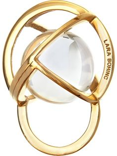 LARA BOHINC 'Planetaria' Oversize Ring