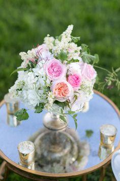 Read More: http://www.stylemepretty.com/2015/04/27/romantic-colorado-mountain-wedding/