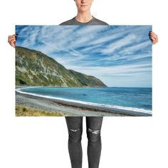 Wellington New Zealand, Beach Landscape, Prints For Sale, Digital Prints, Tropical, Museum, Etsy, Fingerprints, Beach Scenery