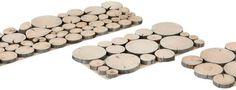 By Piippola – bordskåner – dekoration – træbordskåner – bordskåner i træ – kelo træ – nordis design – interiør – køkken – brugskunst – tinga tango designbutik