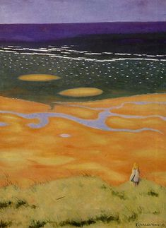 The Athenaeum - The Rising Tide (Felix Vallotton - 1913)