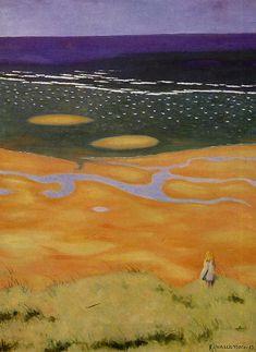 The Athenaeum - The Rising Tide (Felix Vallotton - 1913)