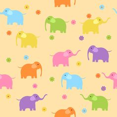 Choose Baby Elephants Wallpaper to create fantastic wall decor in your room or browse hundreds of other wallpapers at printawallpaper.com