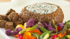 Dried Beef Dip and Spinach Dip are both classic dip recipes that have been around for a long time. Classic Spinach Dip Recipe, Dip Recipes, Cooking Recipes, Healthy Recipes, Cooking Food, Healthy Options, Eat Healthy, Food Food, Yummy Recipes