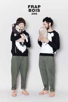 frapbois zoo - matching - omg.