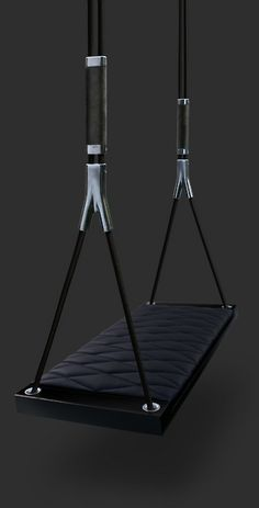 I believe that each adult in a home deserves an indoor luxury swing.  Just 'cause.