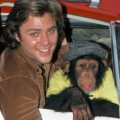 BJ and the Bear - I had some great pinups of this man on my wall as a teenager