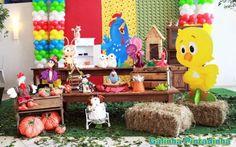 Ideas para decorar una fiesta temática de la Gallina presumida