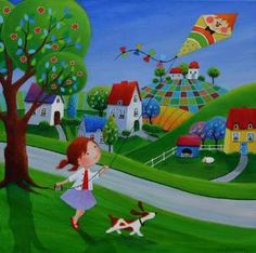 Paintings and illustrations by Iwona Lifsches. Art presentation and sale of original paintings and other art products.