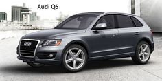My Audi Q5 baby! And working proactively to get this!
