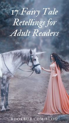 Do you still love Snow White, Sleeping Beauty, and other children's fairy tales? This reading list of Happily Ever Afters for adults is for you. Magic doesn't need to die with age!