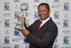 Who are the TOP10 winners of the latest International Golf Travel Market?