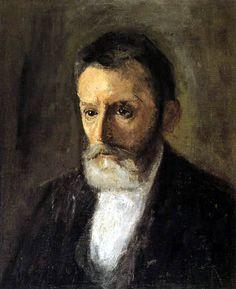 Richard Gerstl - Portrait de Carl Zentzytzki (1905)