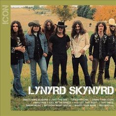 """Photographer: Moshe Brakha. Universal's 2010 collection Icon is a 12-track collection of Lynyrd Skynyrd's basics, containing many of their best-known songs -- """"Sweet Home Alabama,"""" """"I Ain't the One,"""""""