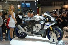 Motor Bike Expo 2015: Yamaha a Verona con tutte le novità