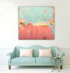 Small Paintings, Large Painting, Original Paintings, Original Art, Contemporary Artists, Contemporary Design, Modern Art, Hanging Art, Types Of Art