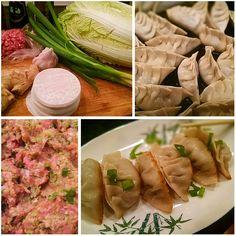 DUMPLING PARTY [OC] #food #foodporn #recipe #cooking #recipes #foodie #healthy #cook #health #yummy #delicious