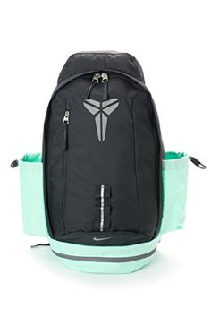 6391372ece Amazon.com  Nike Kobe Mamba Backpack Anthracite Grey Medium Mint  BA4620-003  Sports   Outdoors