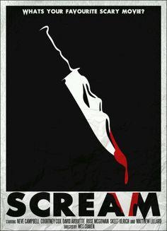 Scream, would make an awesome tattoo