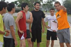 Photo Gallery: Cross Country open tryouts http://www.utbathletics.com/article/1867.php
