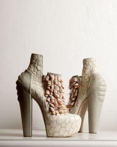 Janine van den Bosch - Shoe Design and Realisation || Rotterdam - The Netherlands || Photo - Maartje Geels